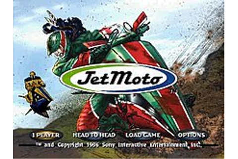 Jet Moto (video game) - Wikipedia