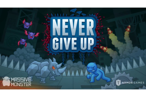 Never Give Up Steam Trailer - YouTube