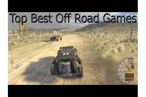 Top 7: Off Road Games Pc Makv l - YouTube