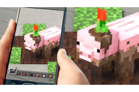 Minecraft Earth Release Date | iPhone Android mobile ...