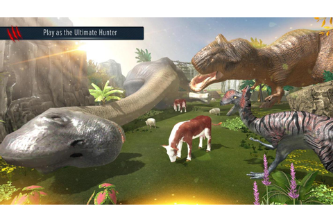 Dinosaur Games - Free Simulator 2018 for Android - APK ...