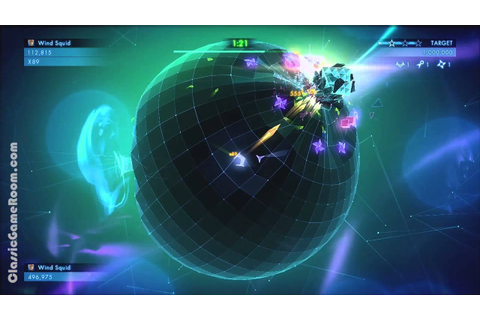 Classic Game Room - GEOMETRY WARS 3: DIMENSIONS review ...