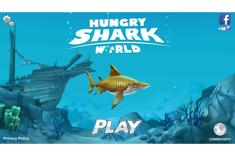 Hungry Shark World for Amazon Kindle Fire 2018 – Free ...