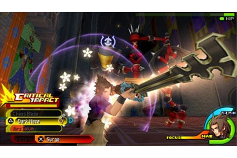 PSP-Exclusive Kingdom Hearts Prequel Ships This Summer ...