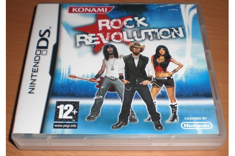 Buy Rock Revolution (UK DS Games) at ConsoleMAD