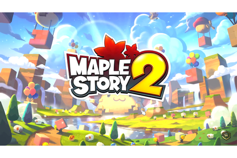 Maple Story 2 Download Game | GameFabrique