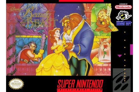 Fiche du jeu Beauty and the Beast sur Nintendo Super NES ...