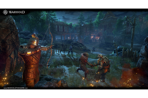 Dark Fantasy Strategy/Action/MMO Game 'Warhold' Unveiled