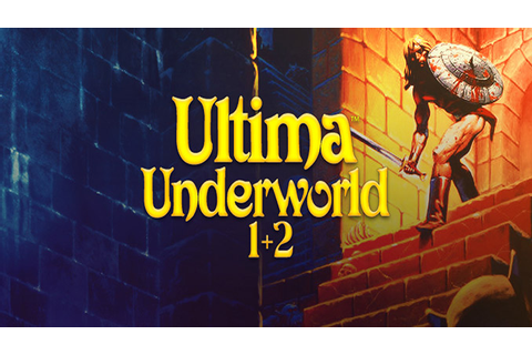 Ultima Underworld 1+2 - Download - Free GoG PC Games