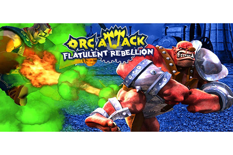 Orc Attack Flatulent Rebellion Free Download PC Game
