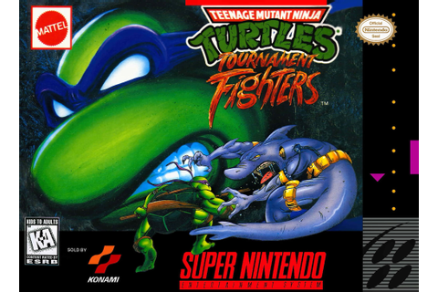 Teenage Mutant Ninja Turtles: Tournament Fighters | Game ...