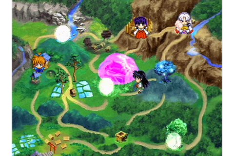 Underground Games: InuYasha: A Feudal Fairy Tale | Geekscape