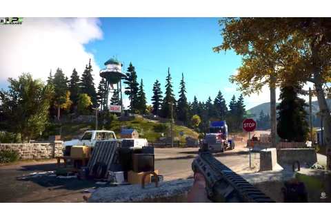 Far Cry 5 PC Game Download v1.4.0.0 Highly Compressed