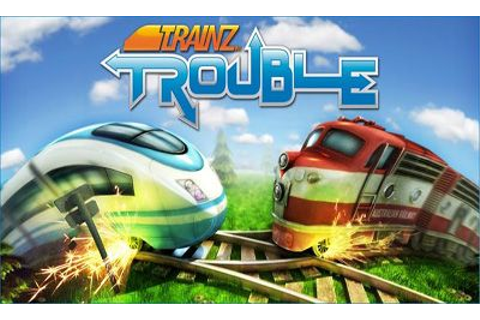 Trainz Trouble Android apk game. Trainz Trouble free ...