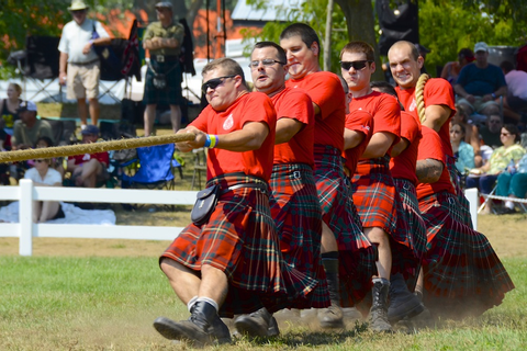 Highland Games en Ecosse | Miss Vacances