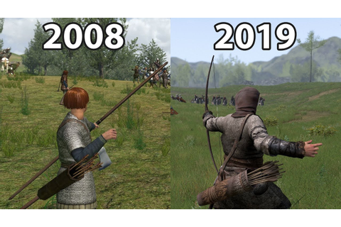 Mount & Blade vs Mount & Blade 2: BANNERLORD - YouTube