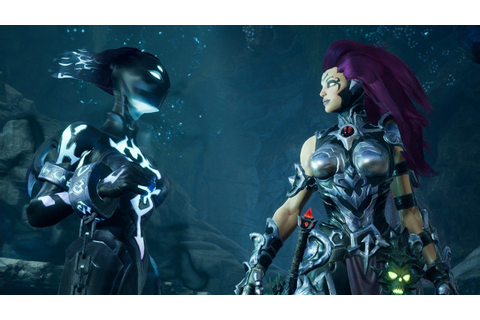 "New Darksiders III Patch Adds ""Classic"" Combat Option ..."