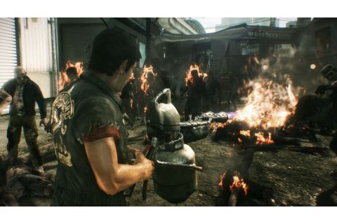Dead Rising 3 is the Xbox One's gigantic, though bizarre ...