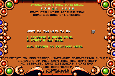 Download Space 1889 - My Abandonware