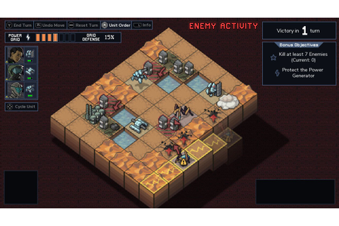 Into The Breach (Switch eShop) Game Profile | News ...