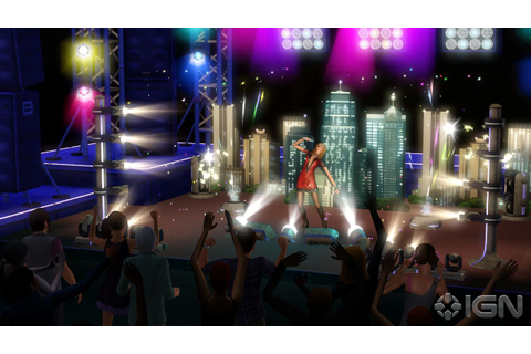 The Sims 3: Showtime Screenshots, Pictures, Wallpapers ...