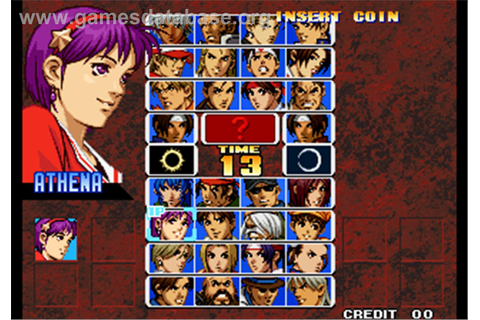 The King of Fighters '99 - Millennium Battle - Arcade ...
