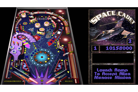 Full Tilt! Pinball - Space Cadet - YouTube