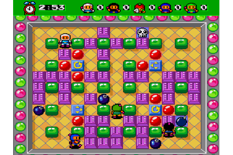 Gaming Everything: Bomberman '93
