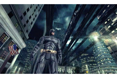 New Trailer For The Dark Knight Rises Game Surfaces, Looks ...