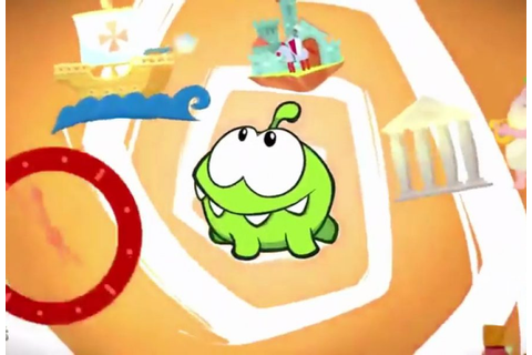 Cut the Rope Time Travel - Free To Play Mobile Game ...