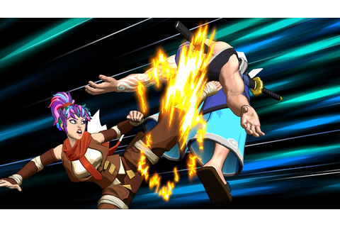 Fantasy Strike Review: A Great Fighting Game for Beginners ...