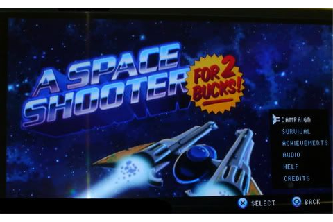 Video Game Review – A Space Shooter For Two Bucks – Shawn ...