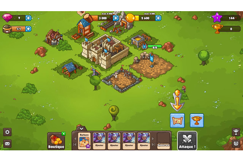 Barbarians - Strategy games - GamingCloud