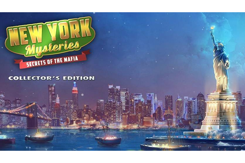 New York Mysteries: Secrets of the Mafia | FIVE-BN GAMES