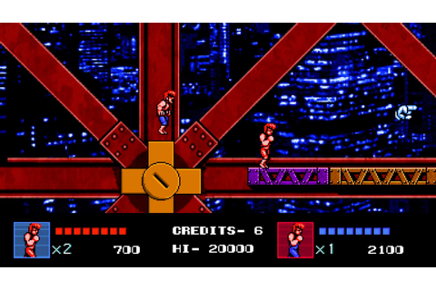 Double Dragon IV Announced For PC And PS4, To Launch On ...