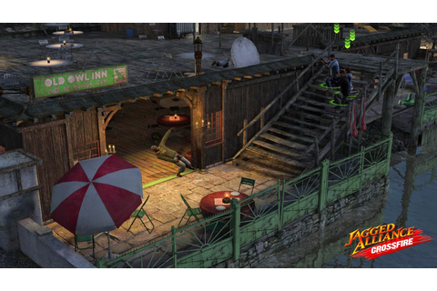 Download Jagged Alliance CrossFire Full Game - My On HAX