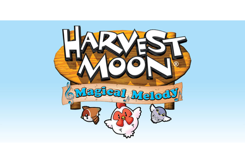 Harvest Moon: Magical Melody | Wii | Games | Nintendo