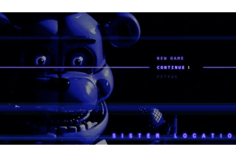 Five Nights At Freddy's: Sister Location Is More Than Just ...