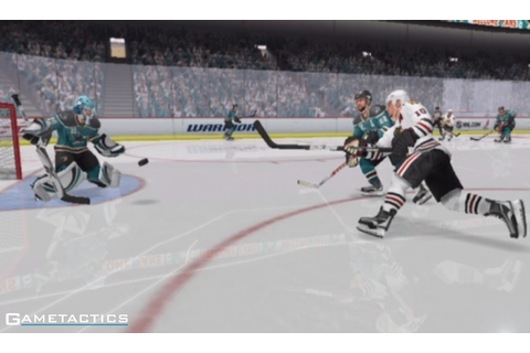 EA Sports Announces NHL Slapshot Featuring Wayne Gretzky ...