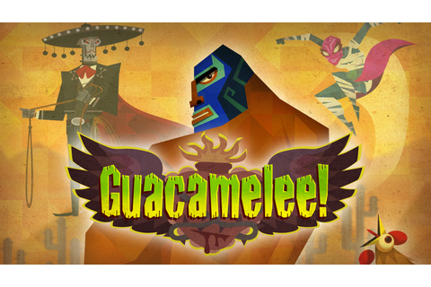 Guacamelee! Game | PS3 - PlayStation