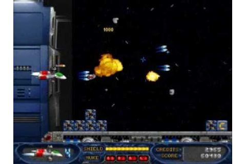 Stargunner (PC DOS) - Gameplay - YouTube