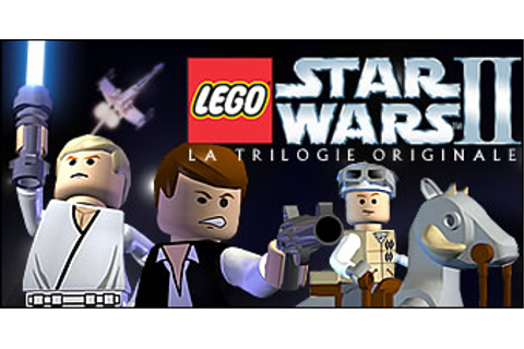 Test de LEGO Star Wars II : La Trilogie Originale sur DS ...