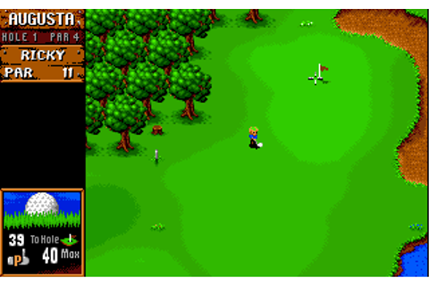 Download Sensible Golf - My Abandonware