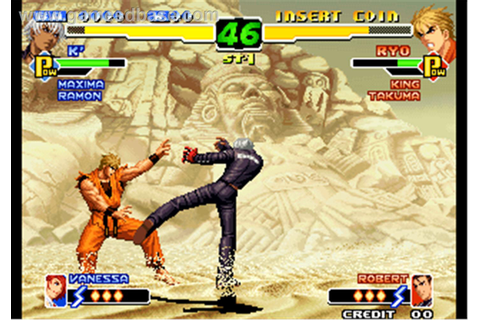 Free Download The King Of Fighters 2001 Full Version For ...
