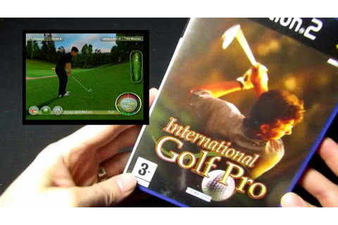 International Golf Pro - PS2/Playstation 2 Cover/Game ...
