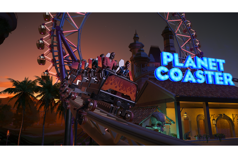 Planet Coaster review: This is the theme park game you've ...