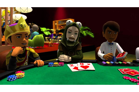 Bring This To Xbox One | Full House Poker (Xbox 360) - YouTube