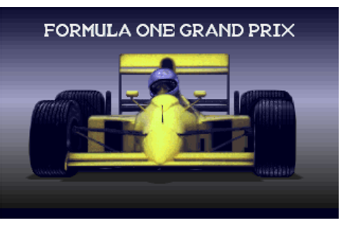 Formula 1 | Old MS-DOS Games | Download for Free or play ...