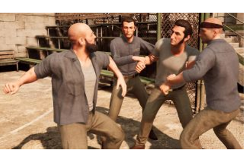 A Way Out is an innovative co-op story game with plenty of ...