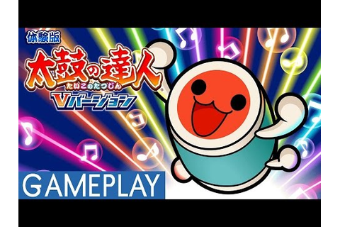 Taiko Drum Master: V Version PS Vita Gameplay - YouTube